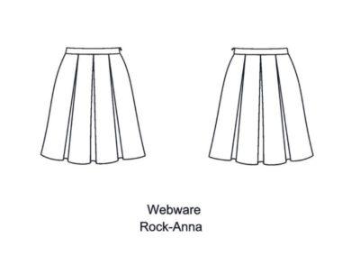 Nähkurs Rock nähen Kellerfalten-Rock Ayse Westdickenberg